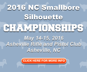 2016 NC smallbore silhouette state championships